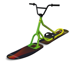 Jykk Style A2 Green