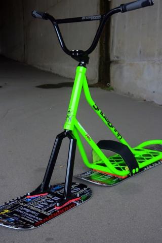 SnowBaaR Beaster PRO Green