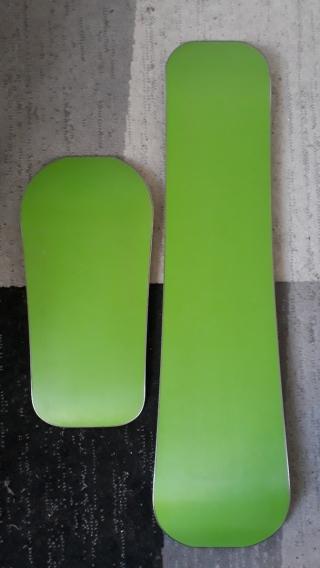 Velvet boards