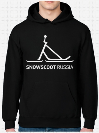 SnowScoot Russia Hoodie