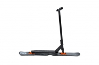 MICRO BLACK ICE SNOWSCOOTER""