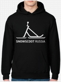 Худи SnowScoot Russia