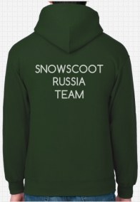SnowScoot Russia Hoodie Team